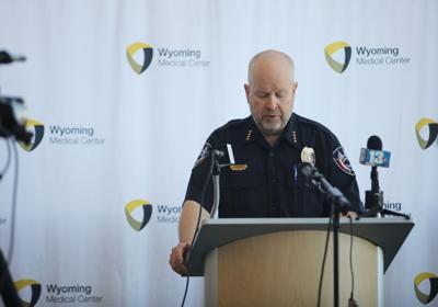 Wyoming Medical Center Shooting