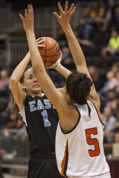 4A Girls State Basketball, Saturday - Erickson