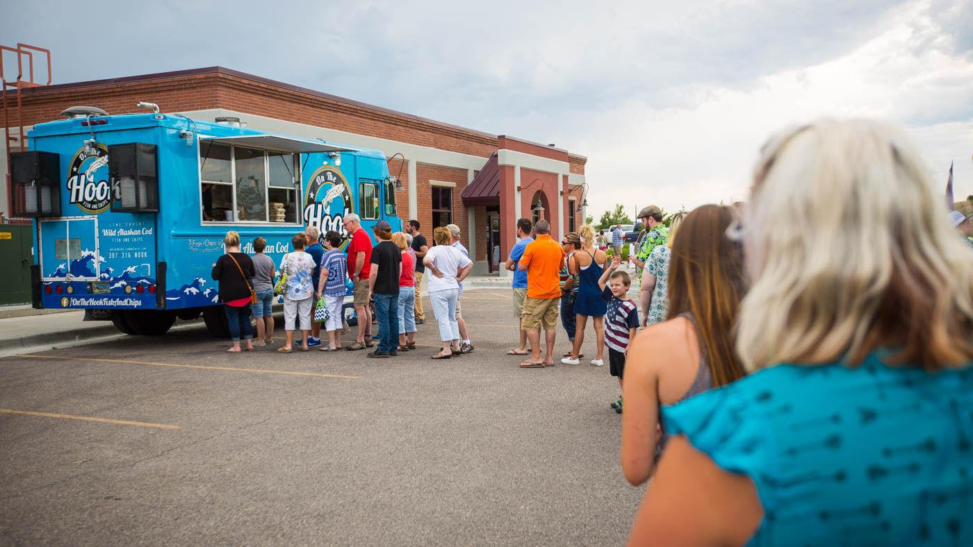 Proposed ordinance for food trucks at standstill as Casper leaders wait for parking study results