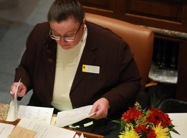 Legislature Sue Wallis
