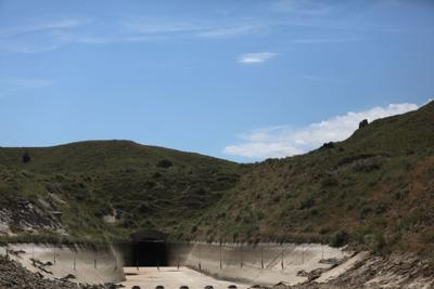 Irrigation Canal Tunnel Collapse