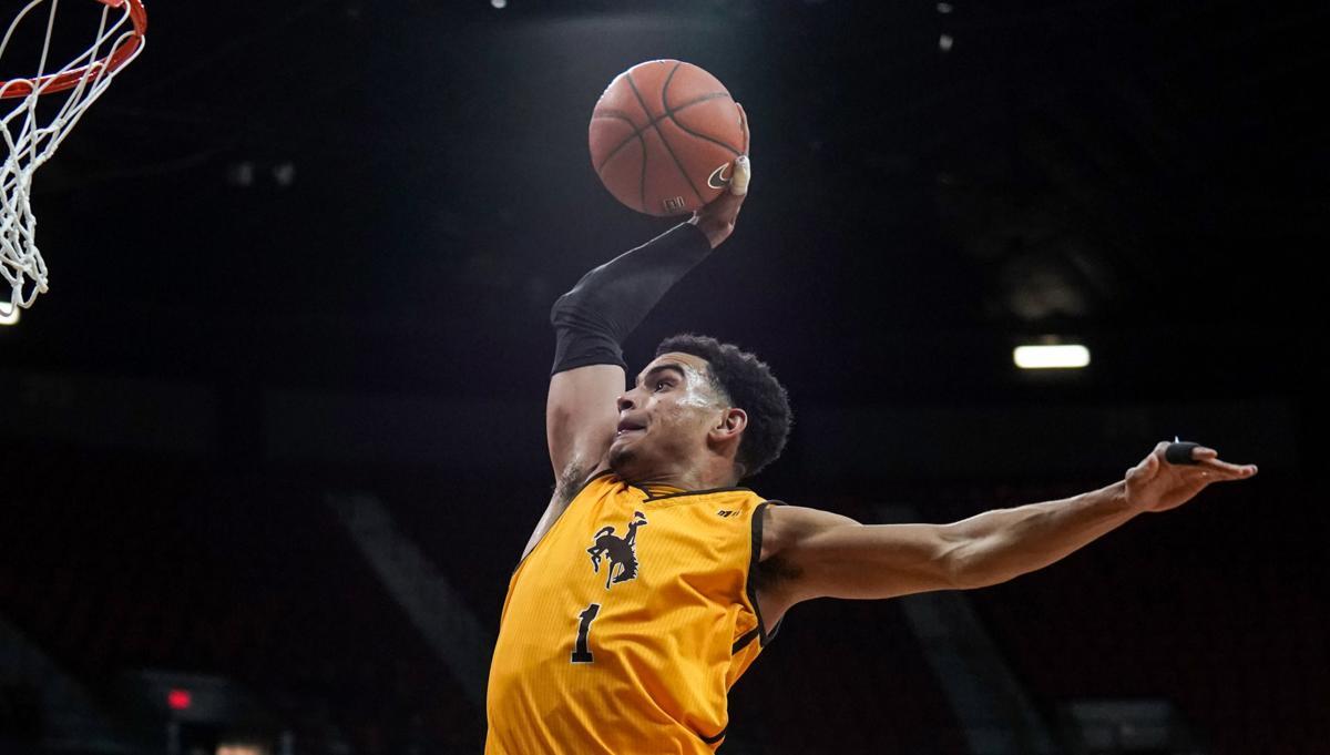 NCAA Men's Basketball: Wyoming vs New MexicoMountain West Tournament 2019: