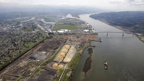 Washington state deals blow to plan for coal export terminal