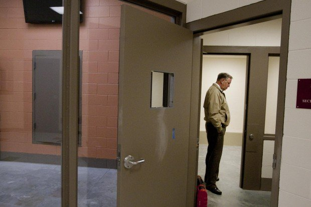 The Natrona County Juvenile Detention Center A Hard New