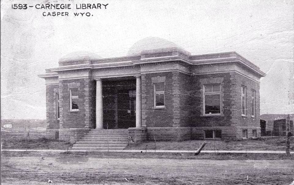 Casper Carnegie Library