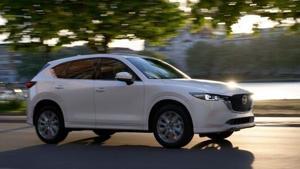 2022 Mazda CX-5: Standard All-Wheel Drive, Mild Styling Tweaks.
