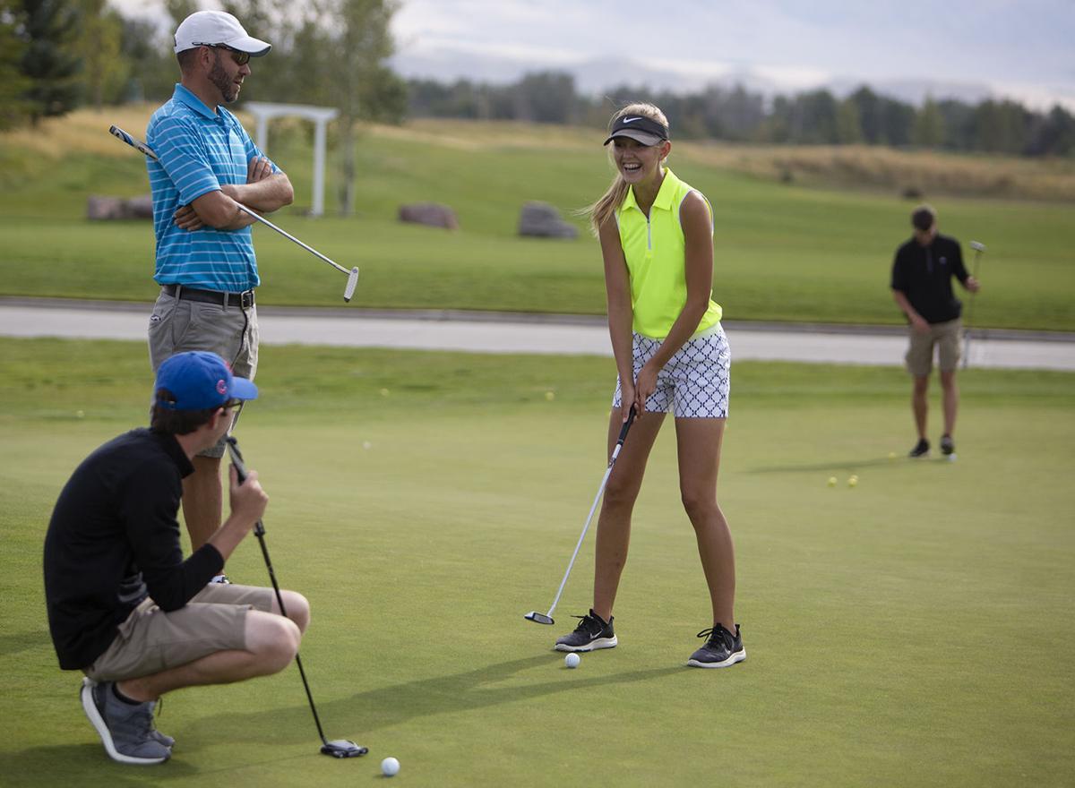 KW Golf Practice