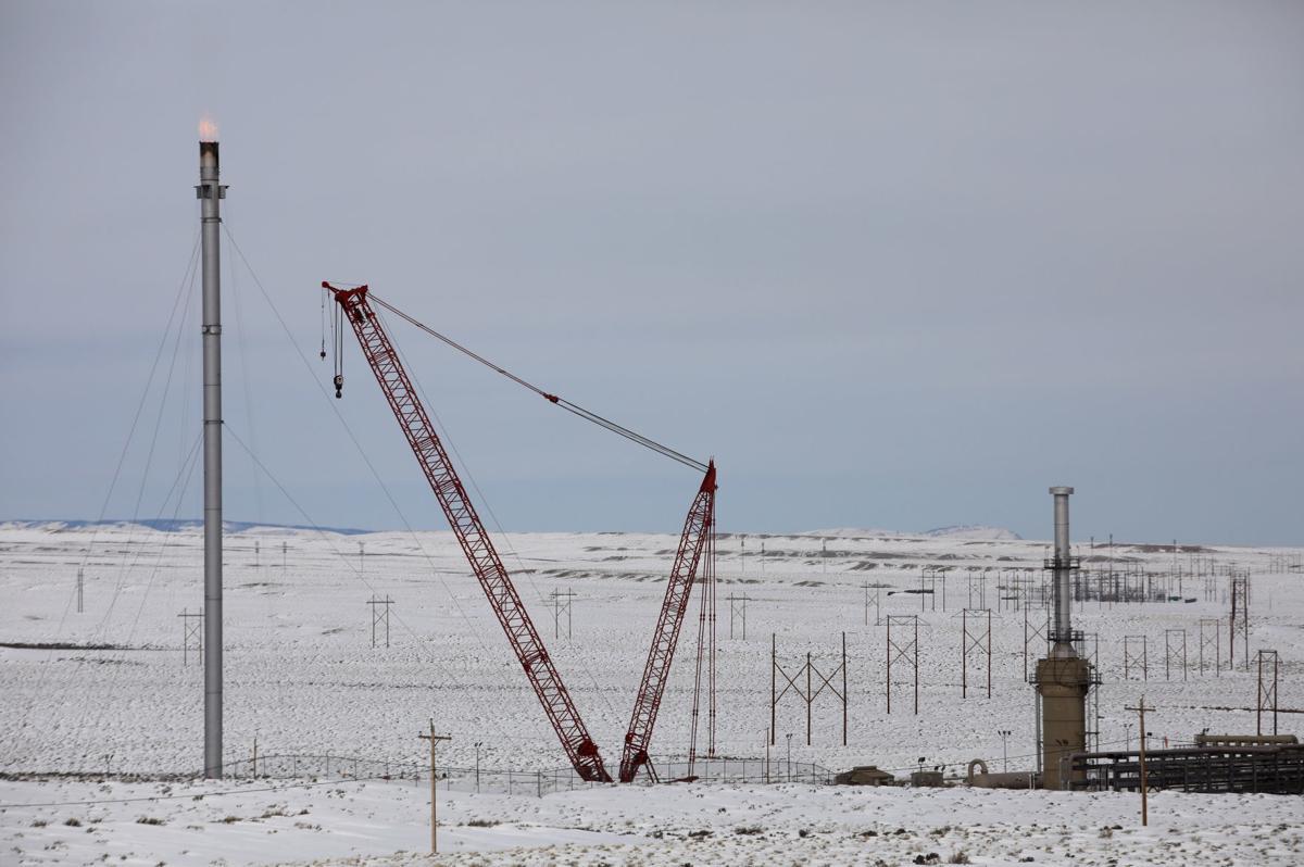 Opal Gas Plant