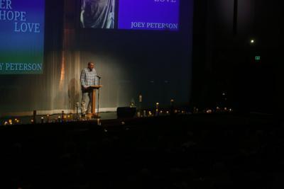 Community Prayer Vigil for Joey Peterson