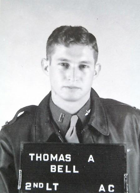 1st Lt. Thomas Bell, Lander