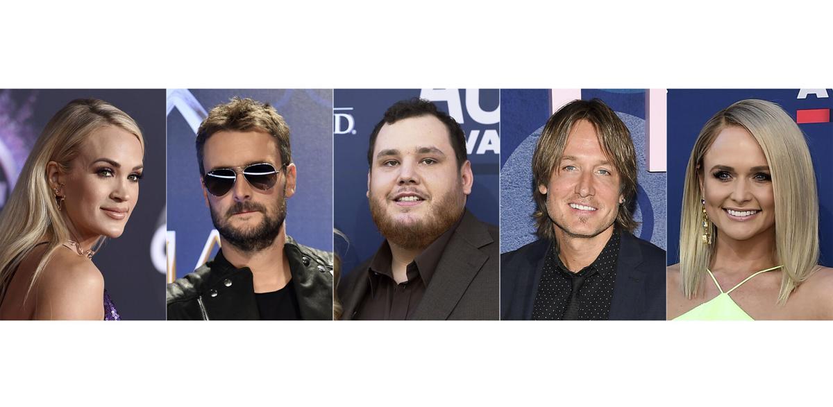 Music-CMA Awards-Nominations