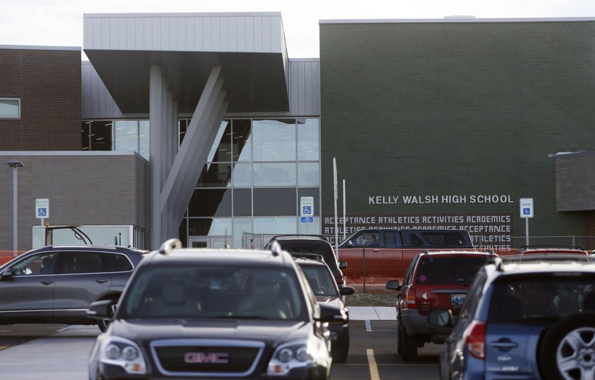 Kelly Walsh High School