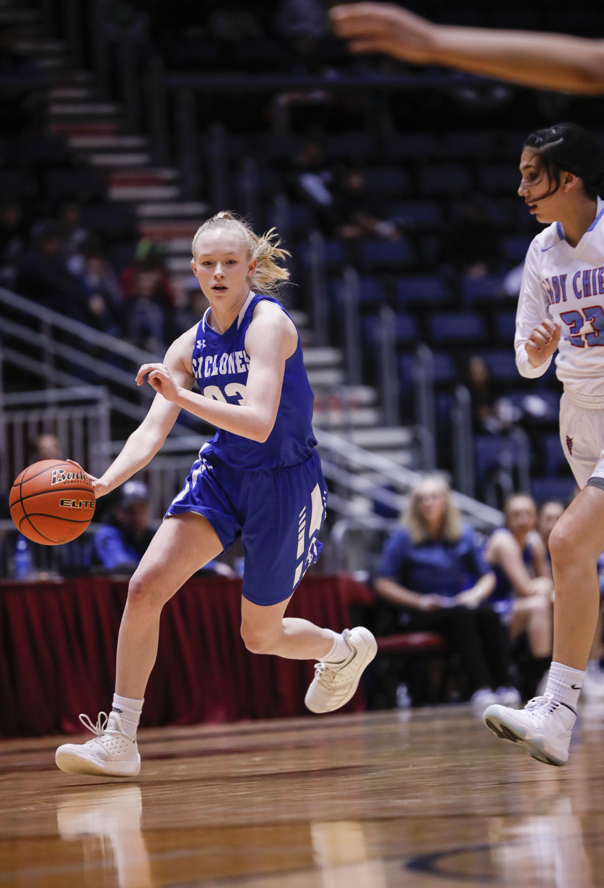 Wyoming Indian Vs Southeast 2A Girls