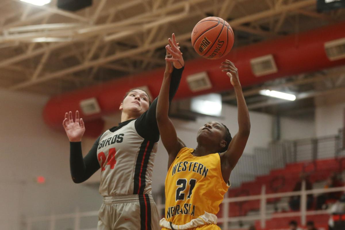 Casper College girls basketball