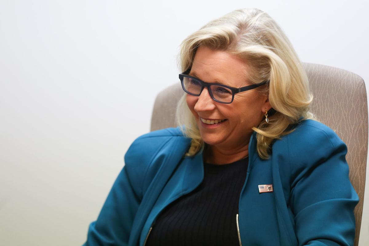 Liz Cheney Visit