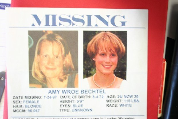 Disappearance of Amy Wroe Bechtel