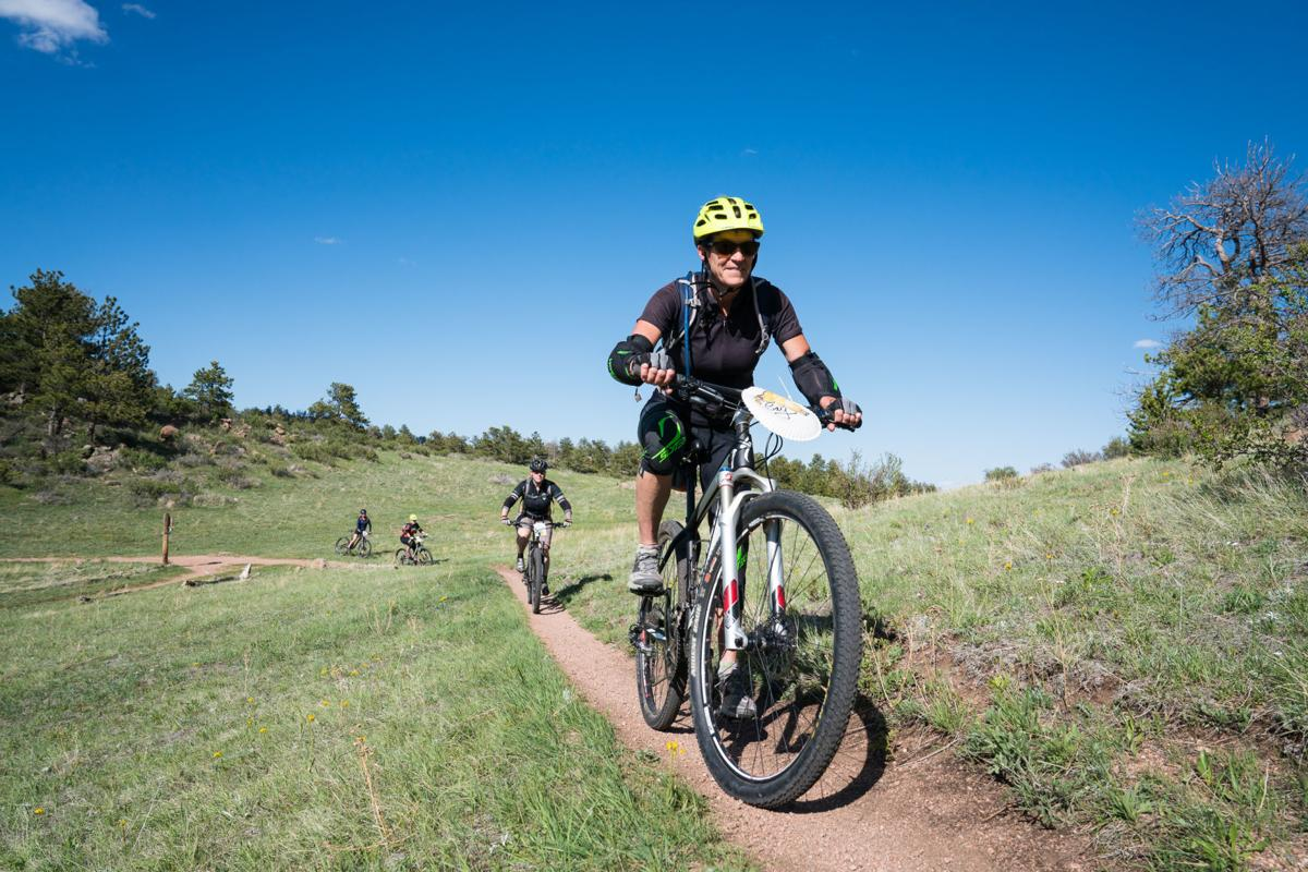 camps for adults Biking