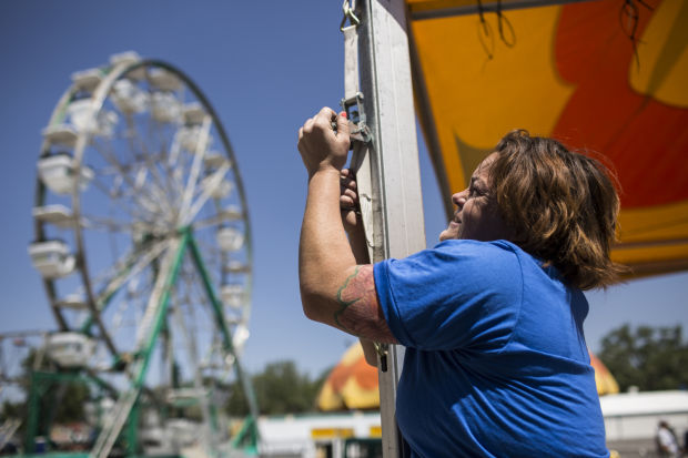 Central Wyoming Fair And Rodeo Opens Friday Casper