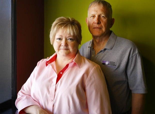 Judy and Dennis Shepherd