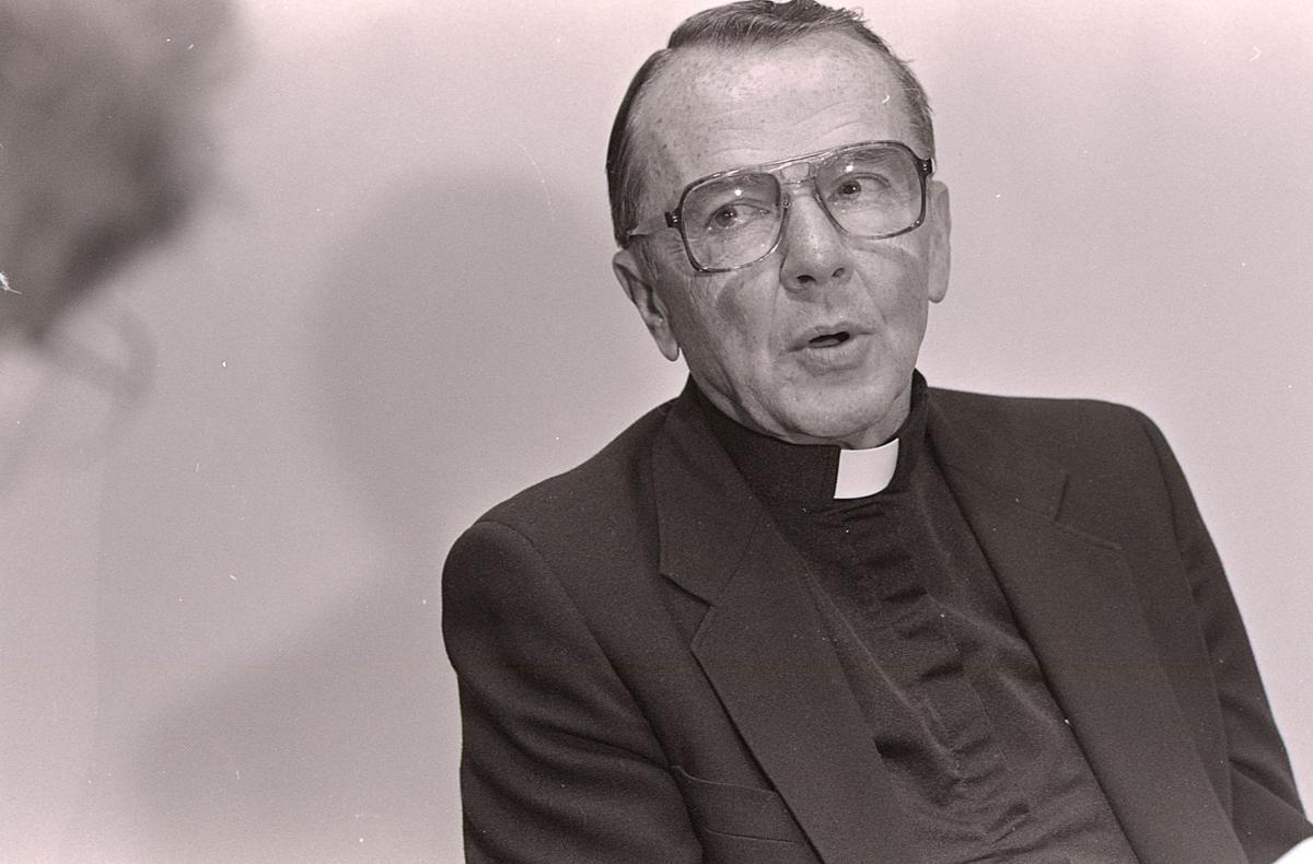 Bishop Joseph Hart accused of sexual abuse