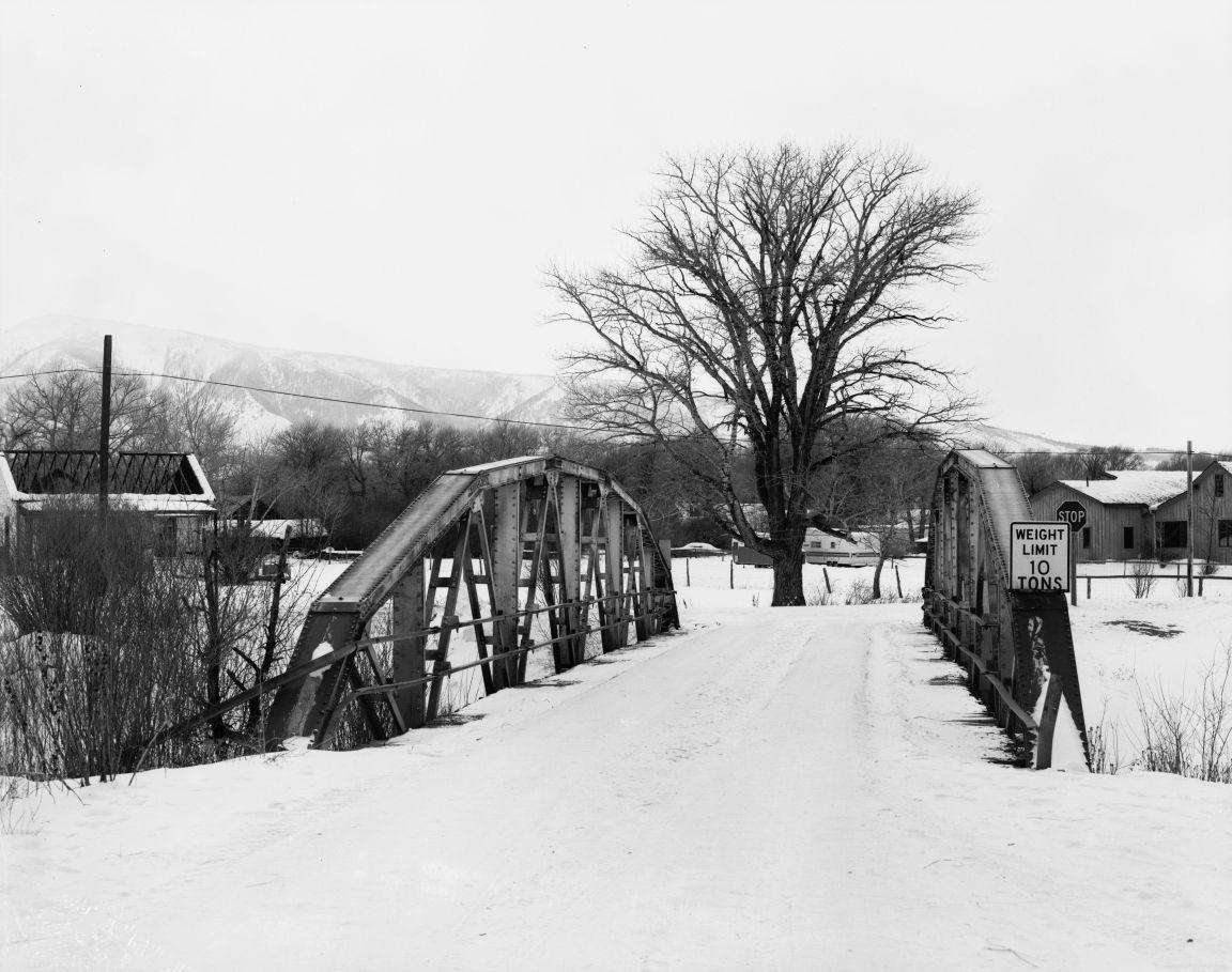 Elk Mountain bridge