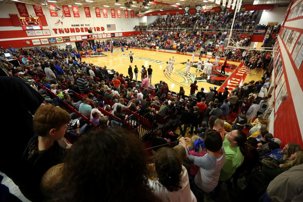 3A/4A State Basketball, Friday