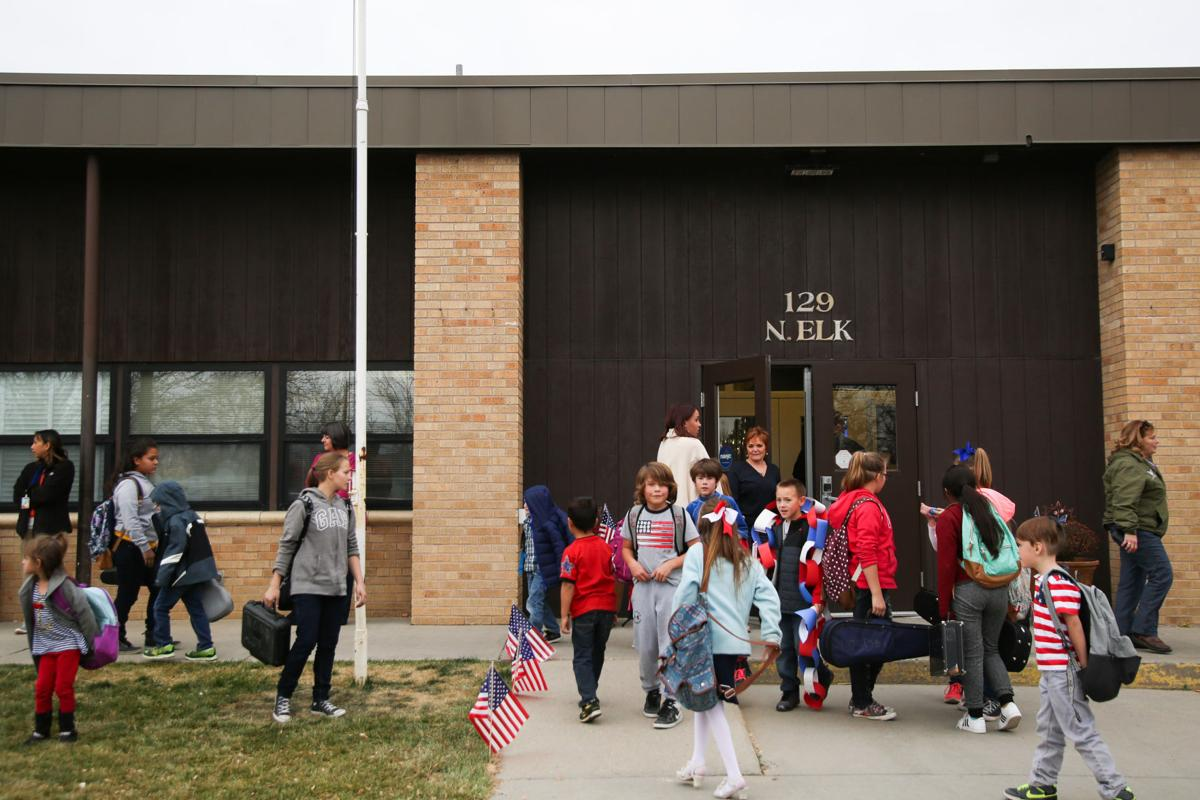 Enrollment Holding Steady In Casper Schools But