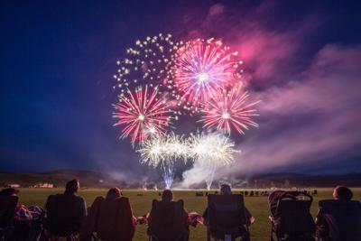 Big Horn Fireworks