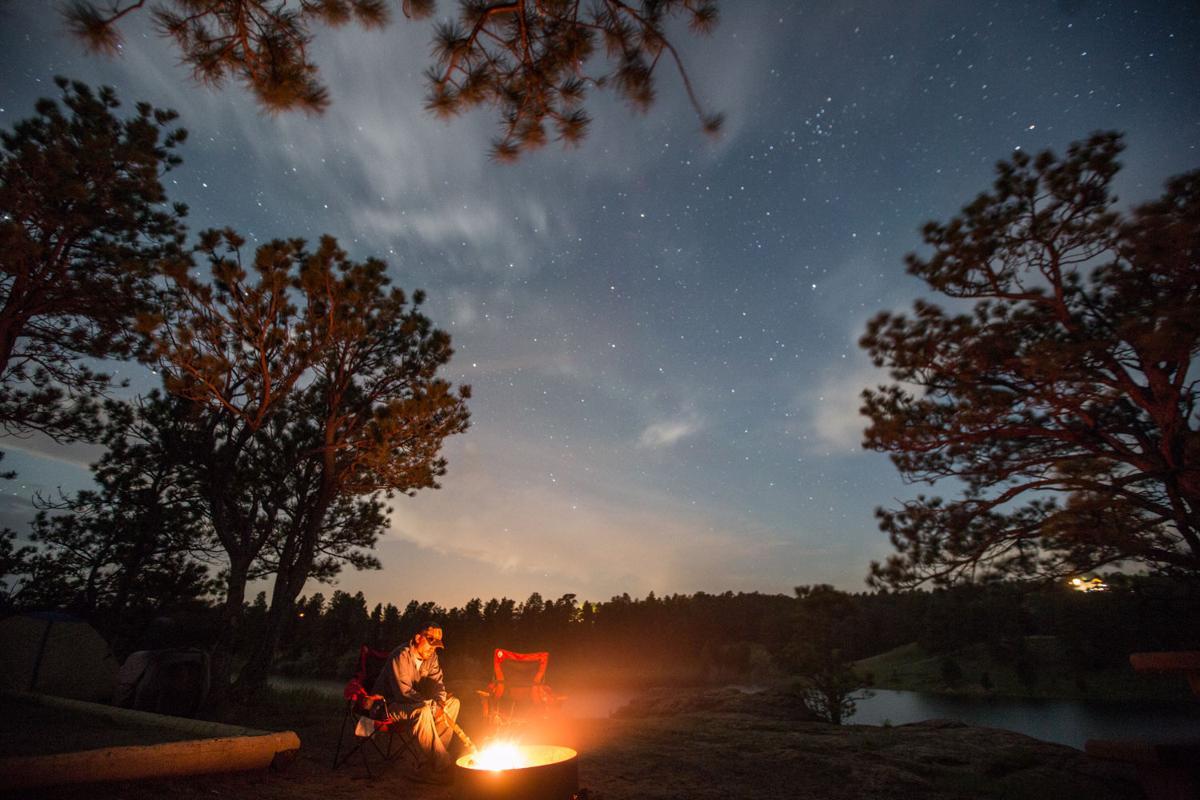 Camping Comfortably (copy) (copy)