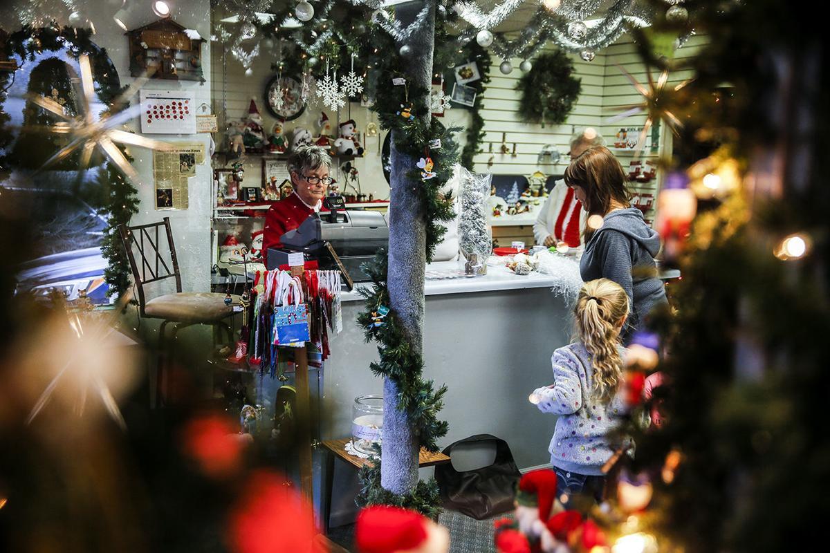 The Christmas Cottage.The Christmas Cottage Celebrates 30 Years Business Trib Com