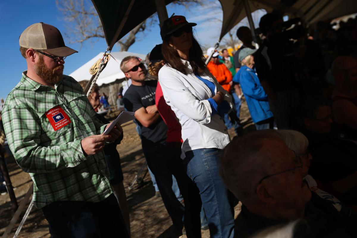 Wyoming residents voice opposition to public lands amendment