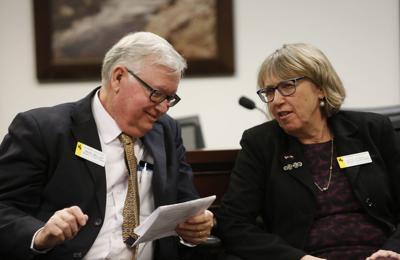 Wyoming Legislature Leadership