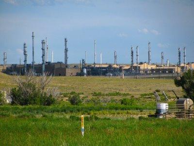 Lost Cabin gas plant ConocoPhillips