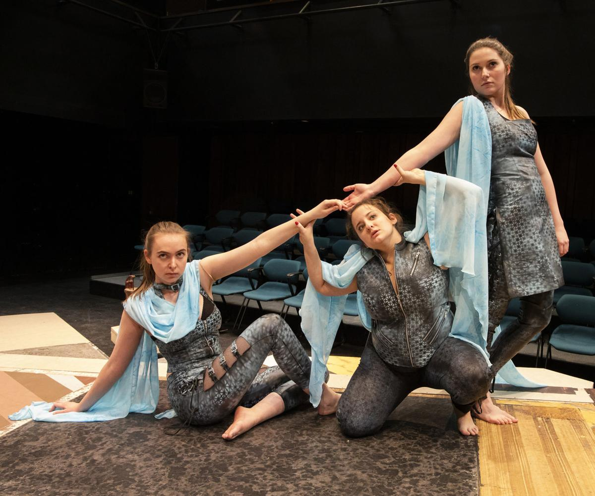UW Theatre and Dance Presents Sarah Ruhl's 'Eurydice'