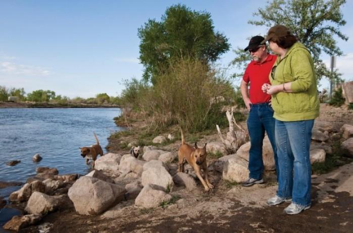 Concerned Dog Walkers Form User Group For Casper S Morad