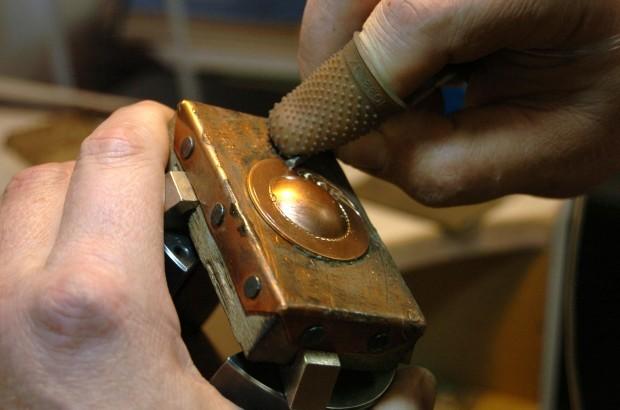 Wyoming saddle maker crafts custom cowboy 'bling' | Wyoming