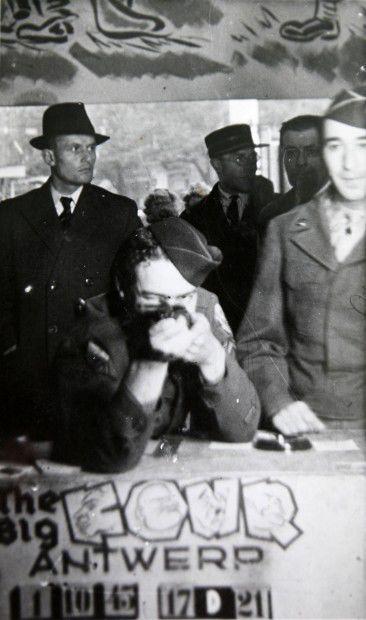 Ralph Penman, World War II Veteran