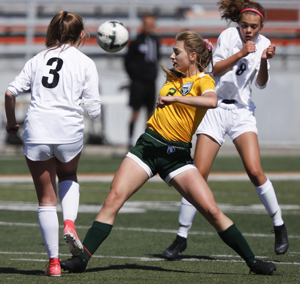 soccer - jackson vs kelly walsh