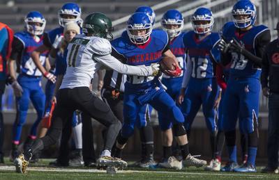 State Football 1A 6Man