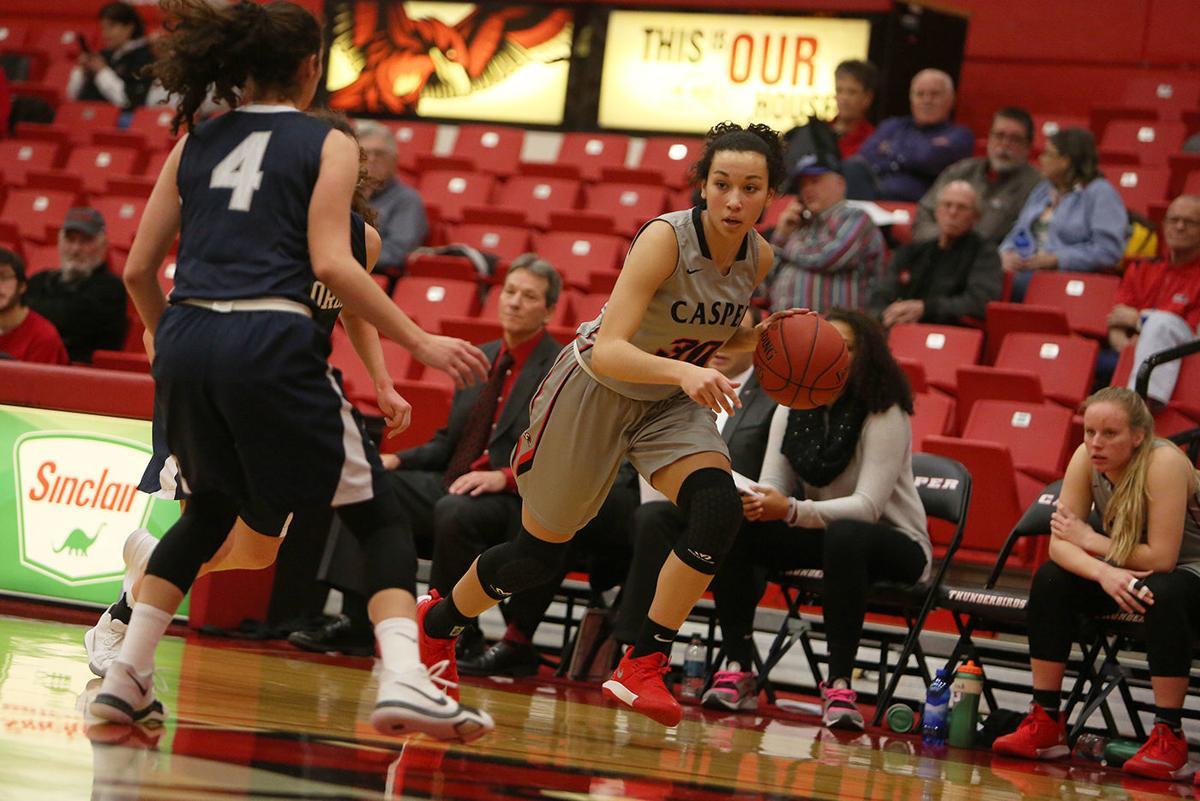 Tbird Womens Basketball