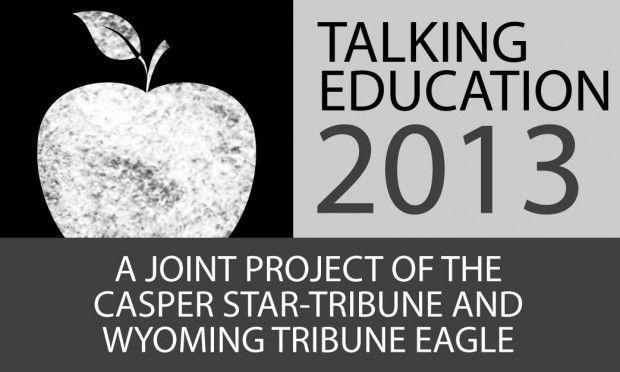 Talking Education Logo