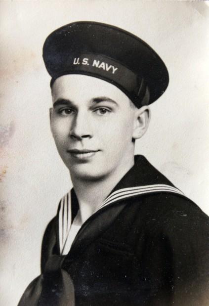 Frank Mueller, World War II Veteran