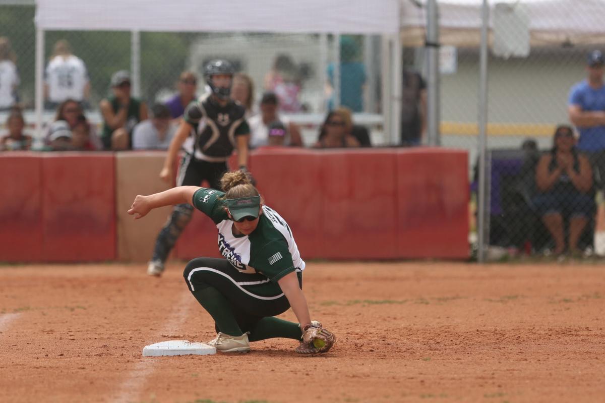 Gillette v. Cheyenne softball