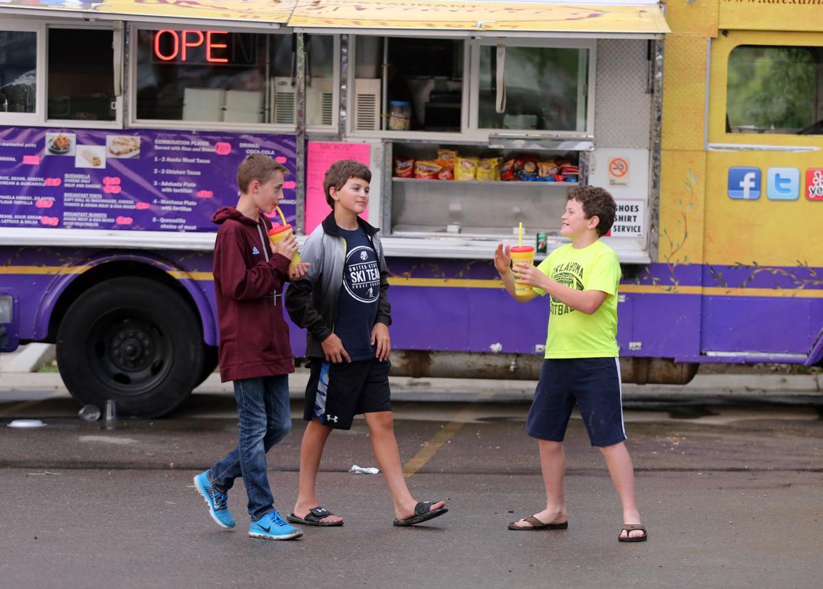 Casper Wy Food Truck Friday