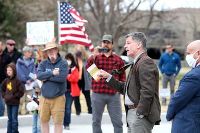 Cheyenne protest
