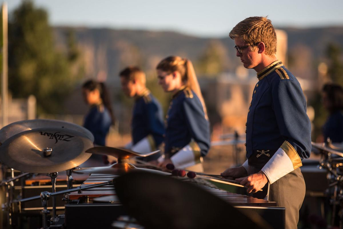 Drums Along The Rockies