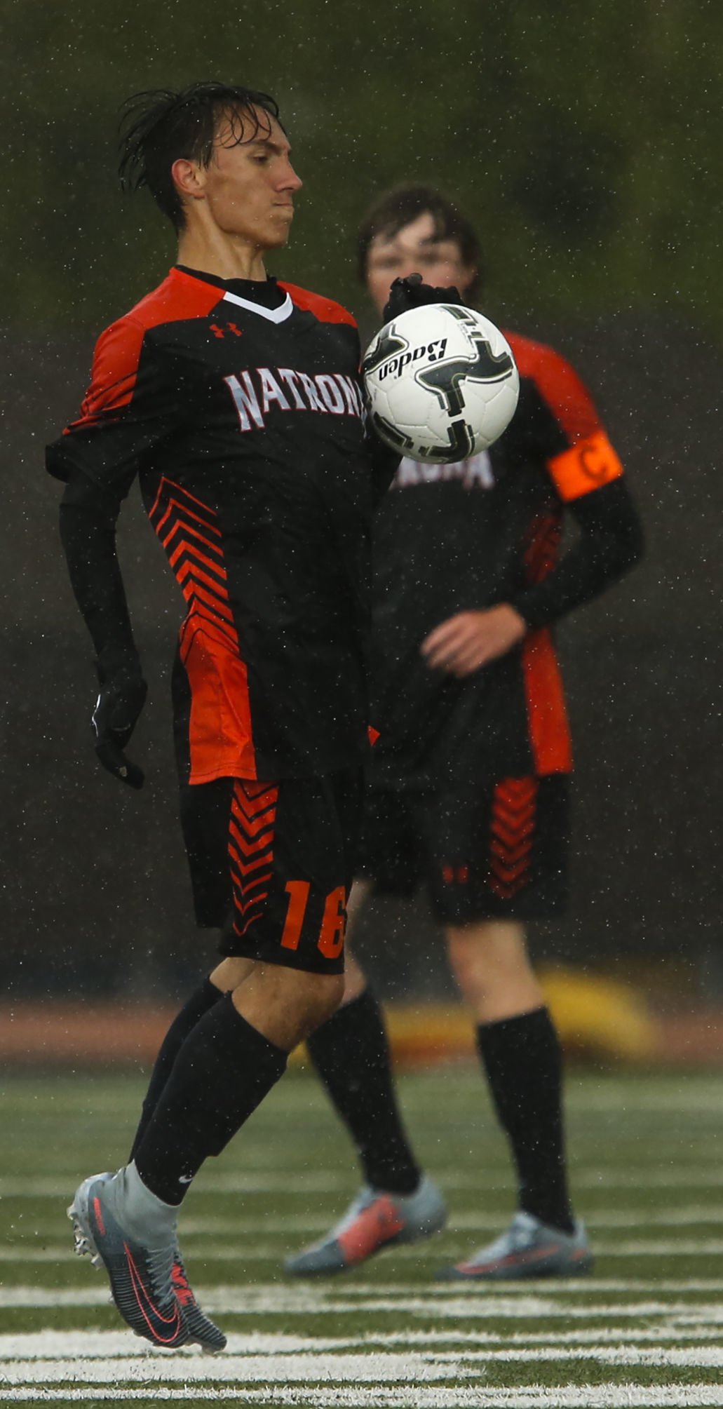 Boys 4A State Soccer Finals