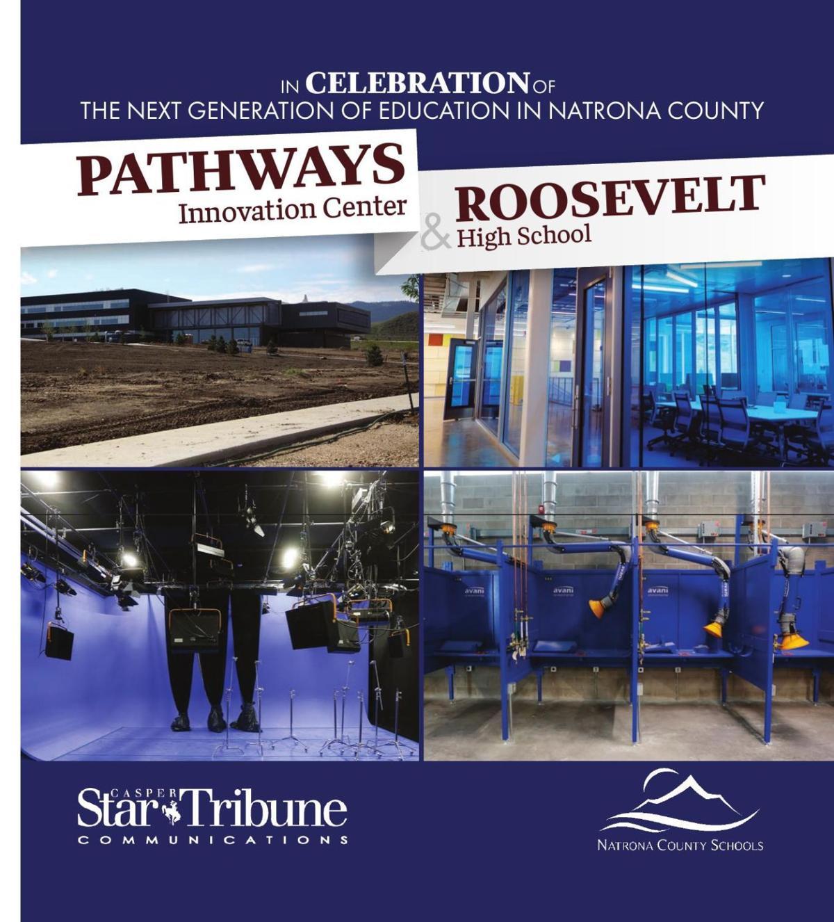 Celebrations: Pathways Innovation Center and Roosevelt High School
