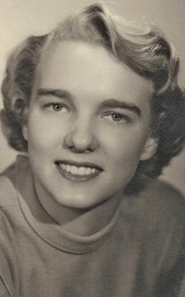 Marjorie Frances Crouch