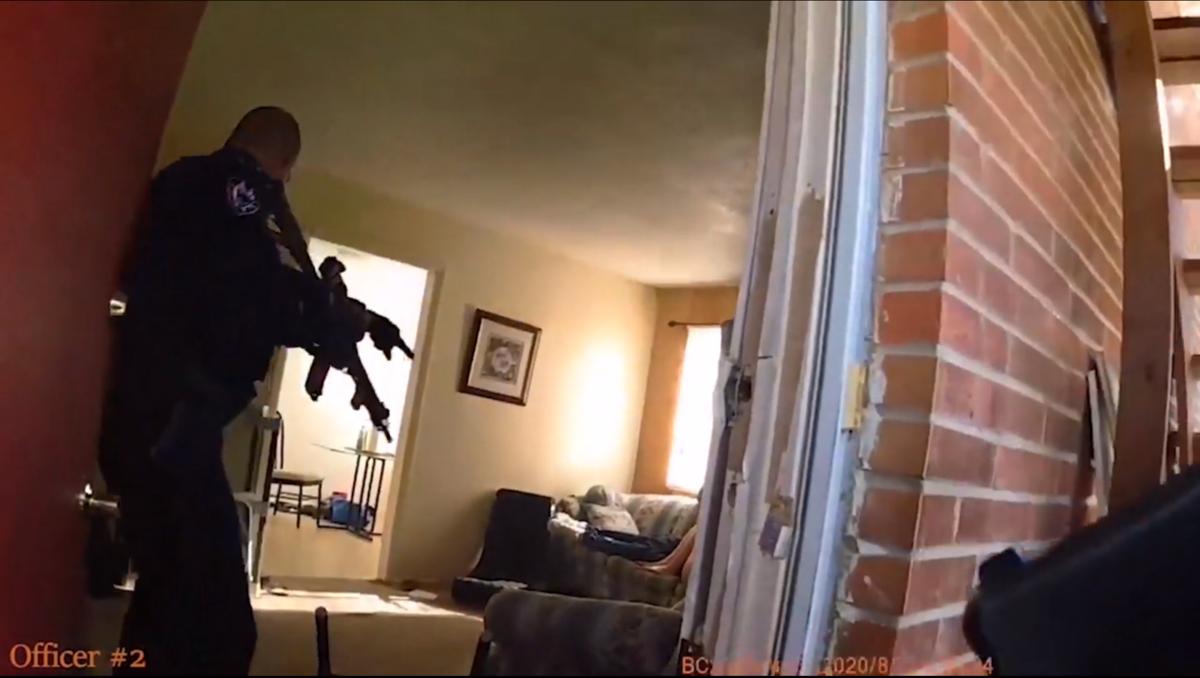 Casper Police Department shooting